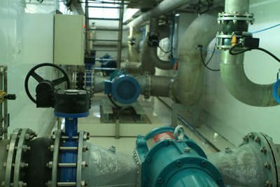 山东转子泵应用----东营膜处理转子泵