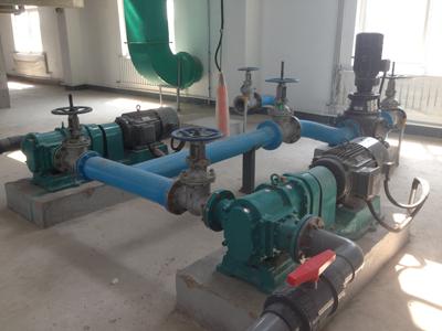 光大水务污泥供料泵
