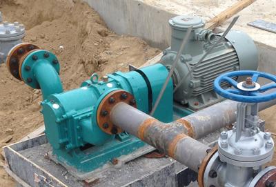 烟台凸轮转子泵---事故水提升泵
