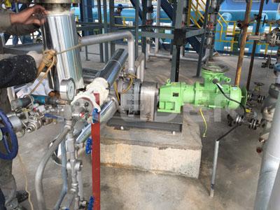 山东转子泵应用---中国石化渣浆泵