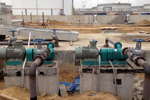 石油石化含油污水提升转子泵