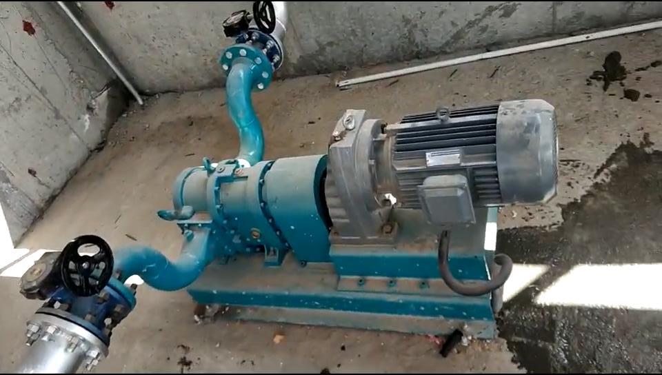 沼液沼渣输送泵