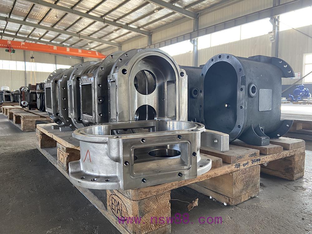 泵组件-泵壳