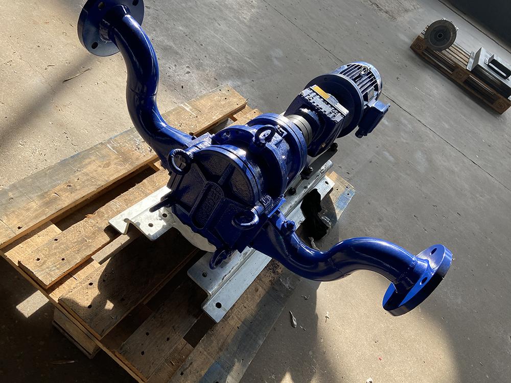 罗德S型法兰转子泵