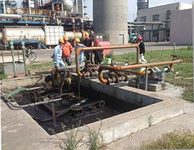 青岛凸轮转子泵-含油污水自吸泵