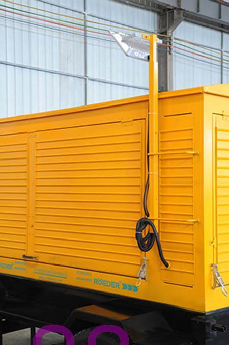 以转子泵为核心的罗德移动泵车赢得客户广泛好评