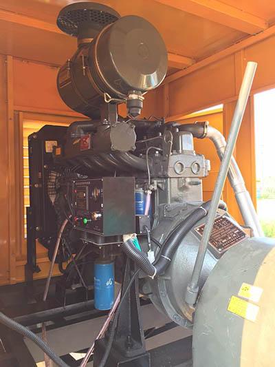 罗德移动泵车获得平邑县住房和城乡建设局高度好评