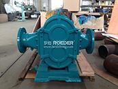 罗德凸轮转子泵为什么非常适合传输高粘度介质?