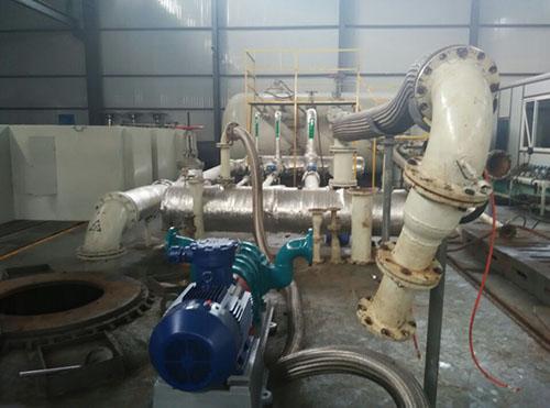 伊拉克凸轮转子泵-中海油柴油卸车泵