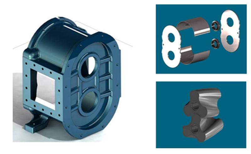 凸轮转子泵的易损部件有哪些?