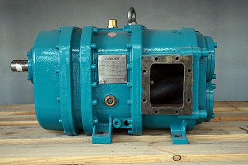 罗德RDC50污泥转子泵应用介绍
