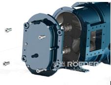 关于罗德凸轮转子泵全面的结构和原理解析
