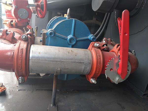 移动凸轮泵车成为抗旱排涝的主流产品