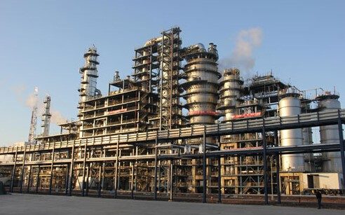吉林甲醇制烯烃项目使用强自吸凸轮转子泵