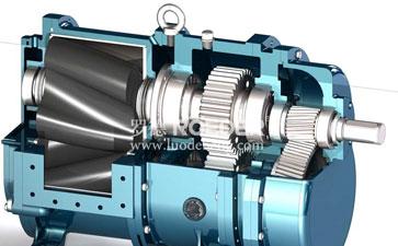 回流污泥泵选型设计为什么选择罗德凸轮转子泵