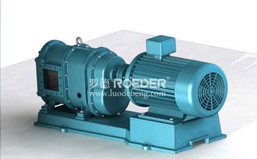 含尘焦油输送泵选择凸轮转子泵的技术分析