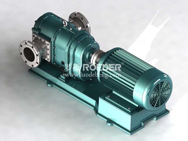 凸轮转子泵在污水处理厂中的可应用工位介绍