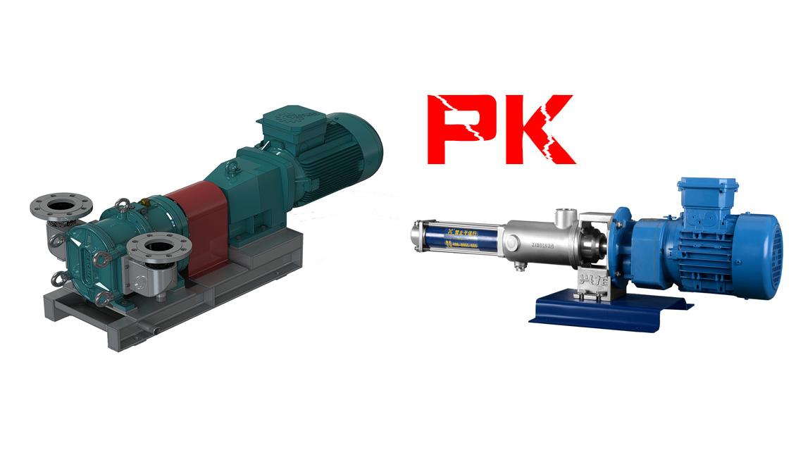 为什么采用橡胶包覆转子的凸轮转子泵?