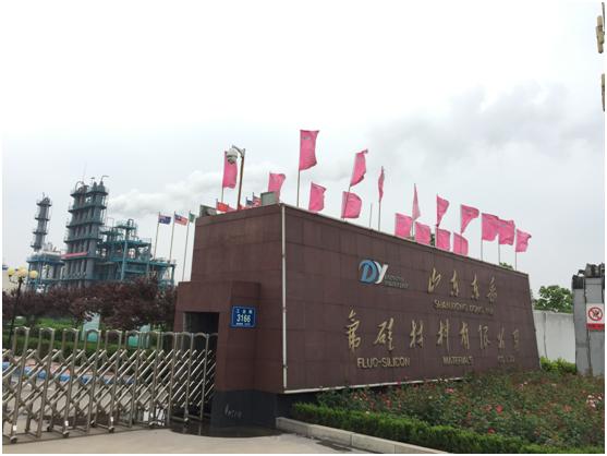 山东东岳氟硅材料有限公司甲醇卸车泵