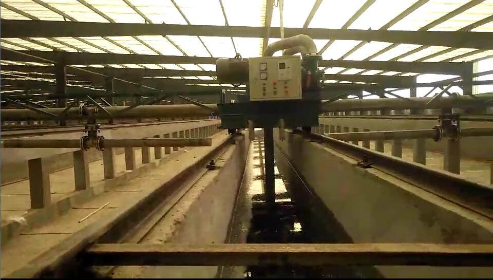 耐磨损凸轮转子泵应用---粪便污水处理
