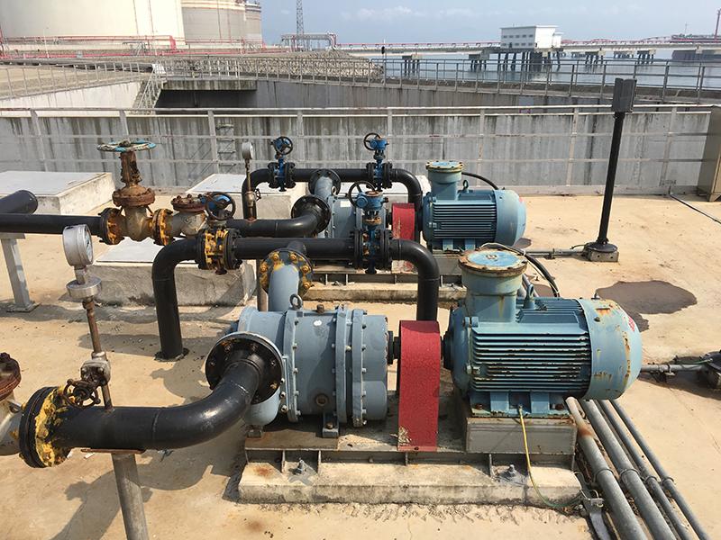 惠州凸轮转子泵-中海油污油自吸泵
