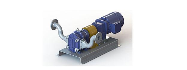 橡胶转子泵可以输送酸碱类介质吗?