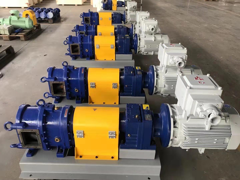 污泥转子泵选型找厂家-青岛罗德