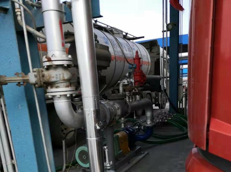 洛阳宏兴新能化工-罗德石脑油卸车泵