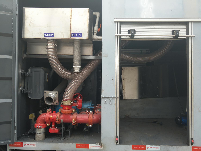罗德车载粪便污水自吸泵