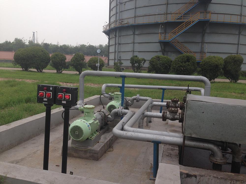 罗德地下污油罐提升泵