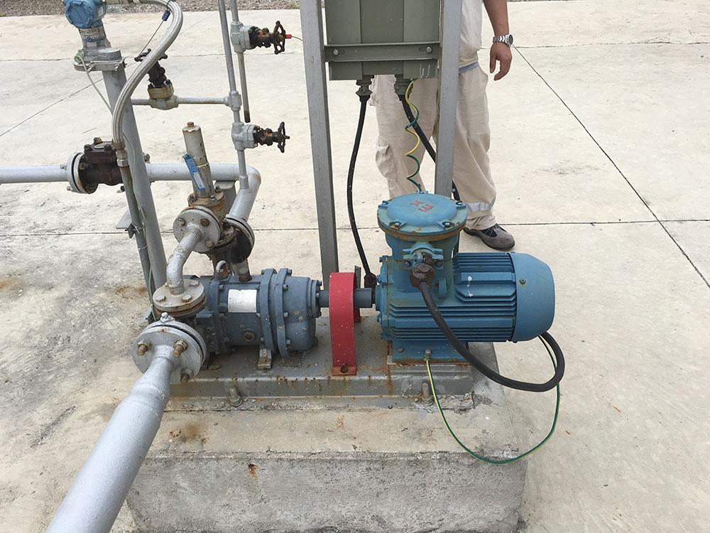 污油回收转子泵