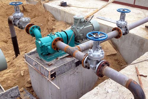含油污水泵
