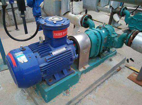 脱硫脱硝废水转子泵