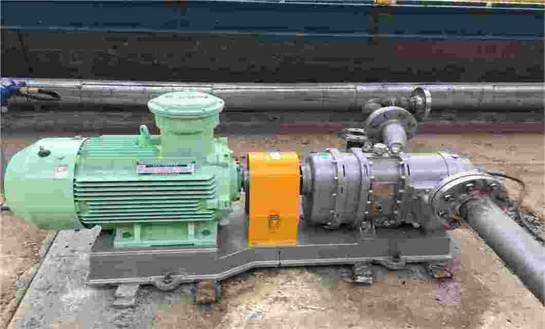 罗德乙醇卸车泵