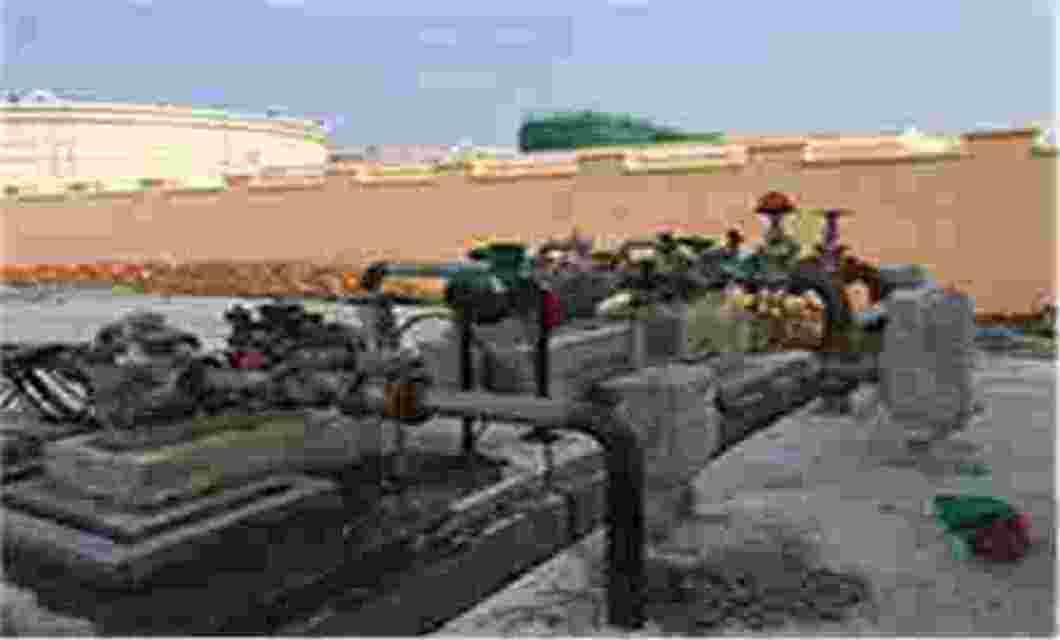 港口含油污水泵
