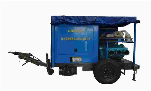 罗德移动泵车