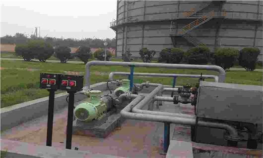 罗德地下污油提升泵