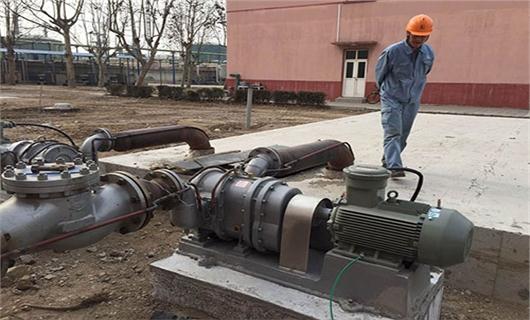 罗德事故污水自吸转子泵