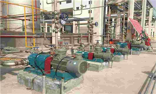 化学溶液输送泵