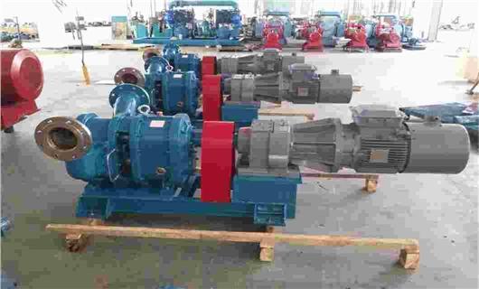 罗德活塞转子泵