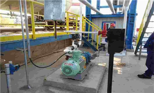 罗德油罐卸车泵