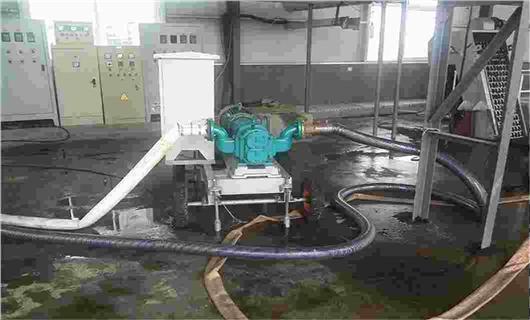 罗德沼气沼渣移动泵