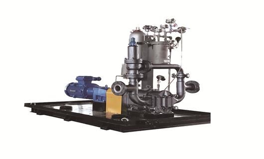 双端面机械密封PLAN冲洗泵组系统