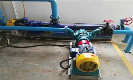 沉淀池污泥转子泵