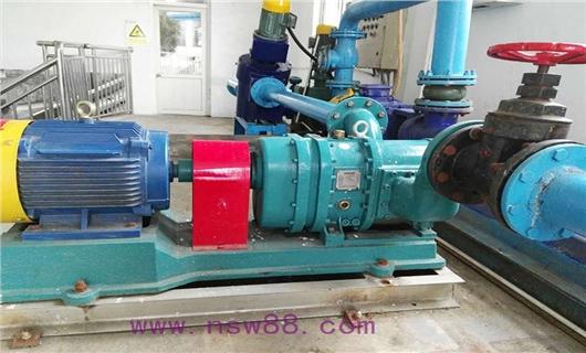 罗德膜处理自吸转子泵