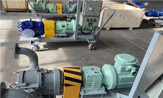 事故废水/初期雨水转子自吸泵