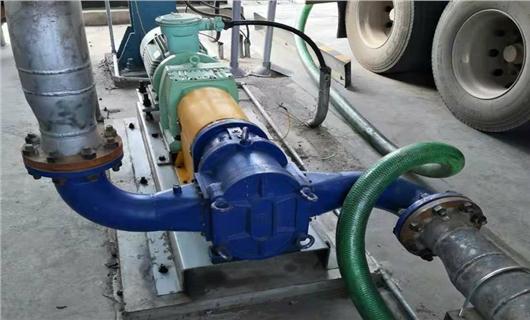 罗德石脑油卸车泵