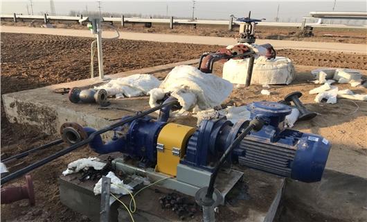 罗德含油污水提升泵
